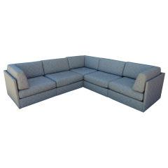 Comfortable  L-Shape Sectional  Sofa