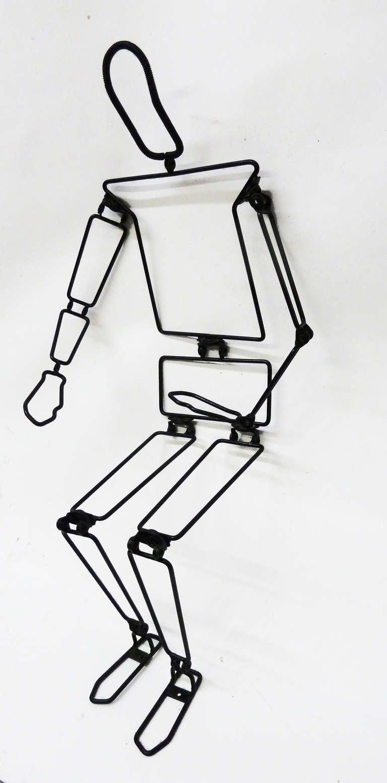 Bendable Minimalist Humanoid Mannequin 5
