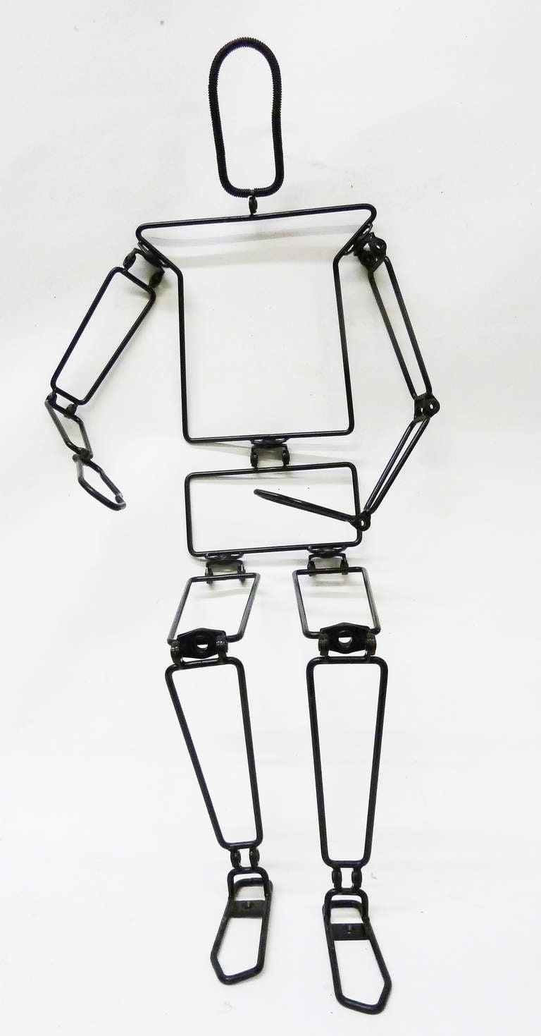 Bendable Minimalist Humanoid Mannequin 6