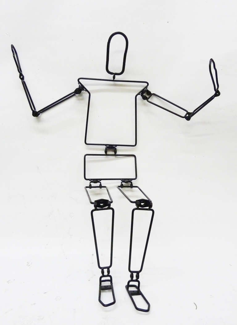 Bendable Minimalist Humanoid Mannequin 4