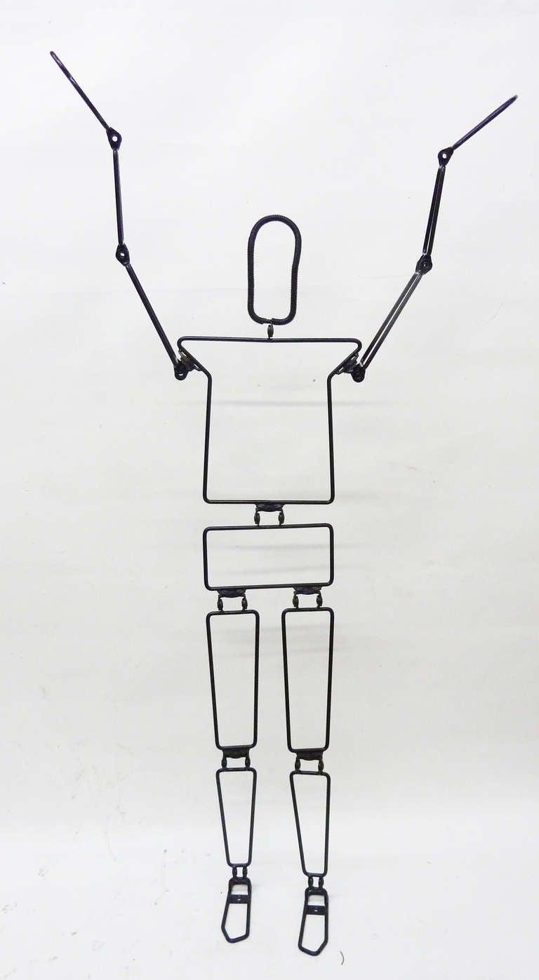 Bendable Minimalist Humanoid Mannequin 3