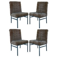 French Chairs by Pierre Cardin, Set of Four