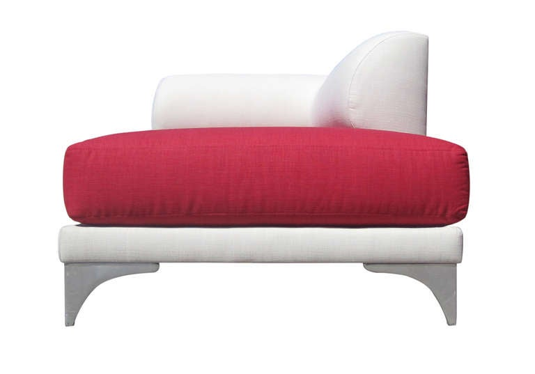... stylish chaise lounge stylish 1980s chaise lounge at 1stdibs ...  sc 1 st  Elizahittman.com : stylish chaise lounge - Sectionals, Sofas & Couches