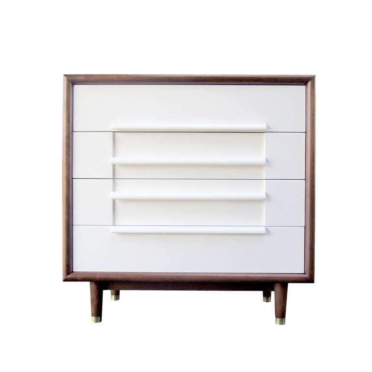 California Mid Century Modern: Mid-Century Modern Dresser By Furniture Guild Of