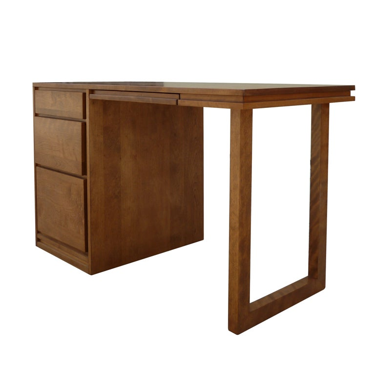 Classic Conant Ball Desk by Russel Wright at 1stdibs