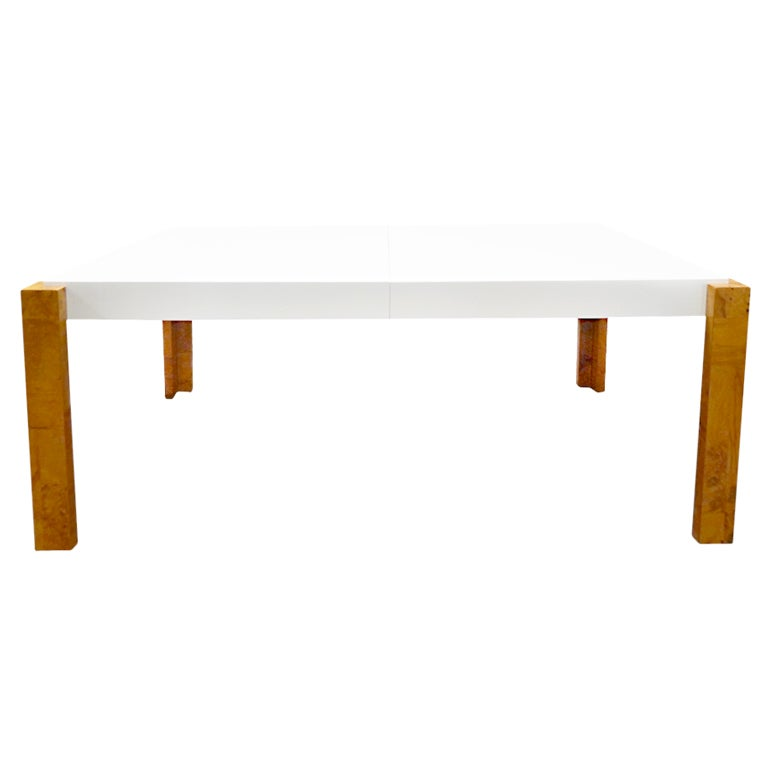 Parson Dining Table by  Milo Baughman