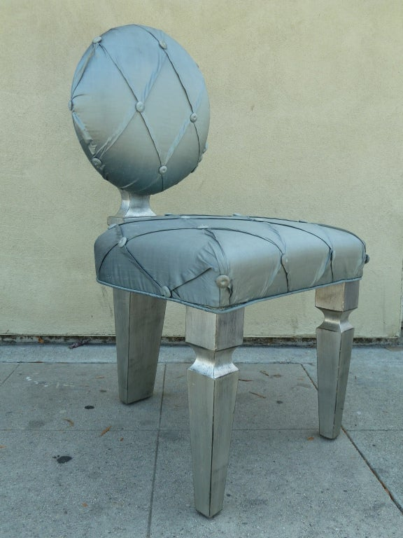 "Postmodern ""Baroque"" Chair 4"