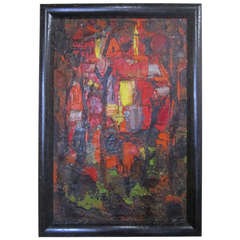 Concentrated Abstract Signed Ortega