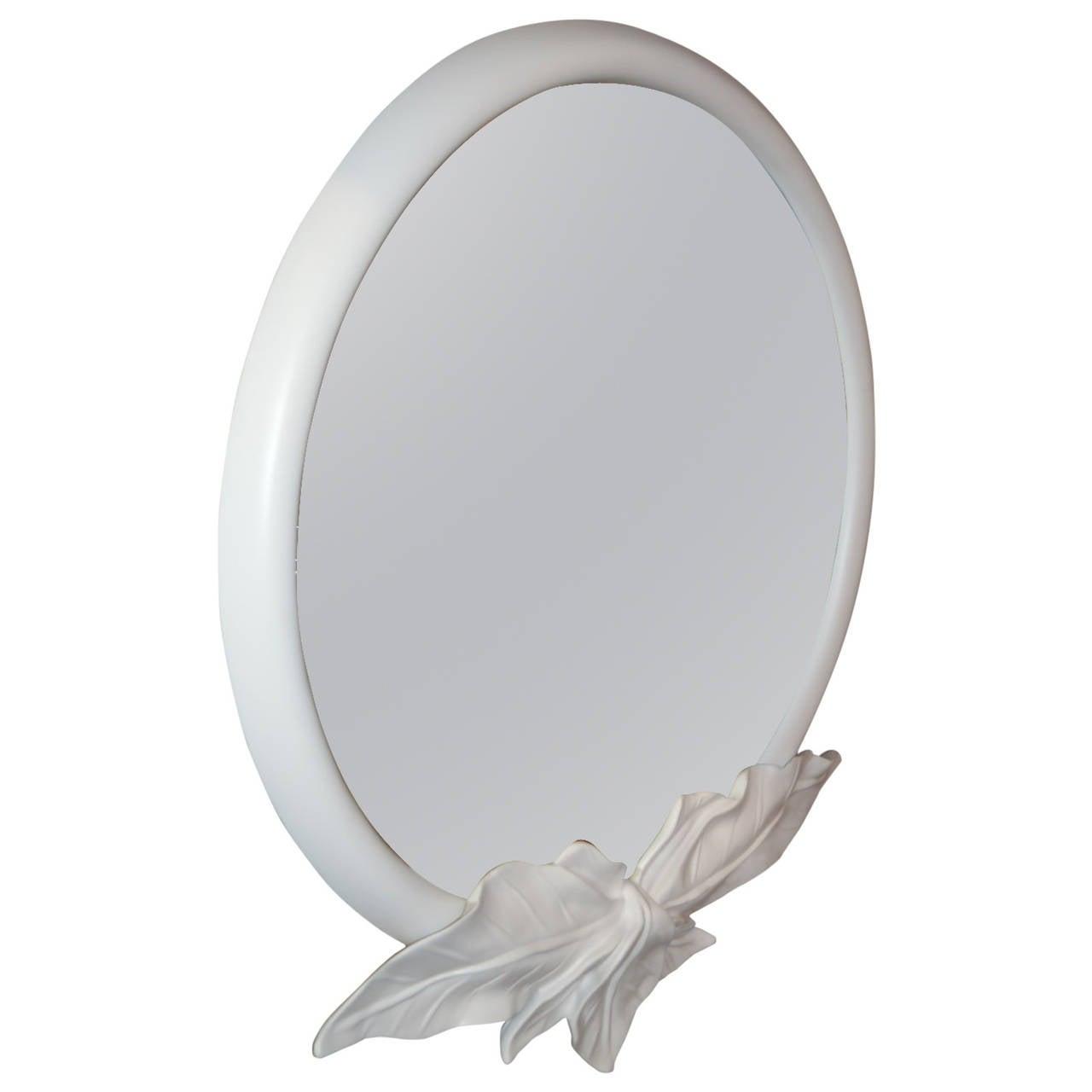 1980s Romantic Mirror