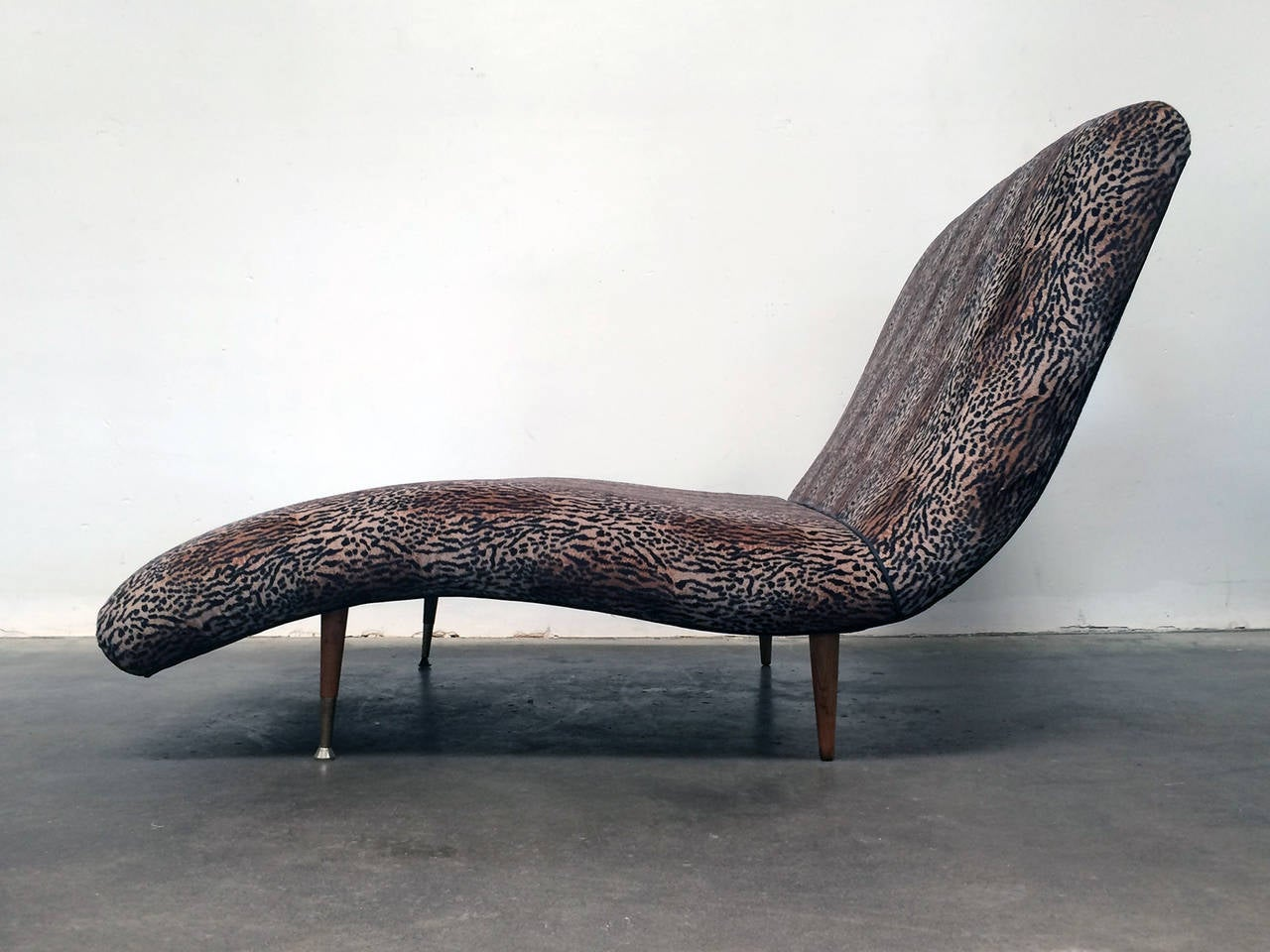 Modern wave chaise longue for sale at 1stdibs for Chaise for sale