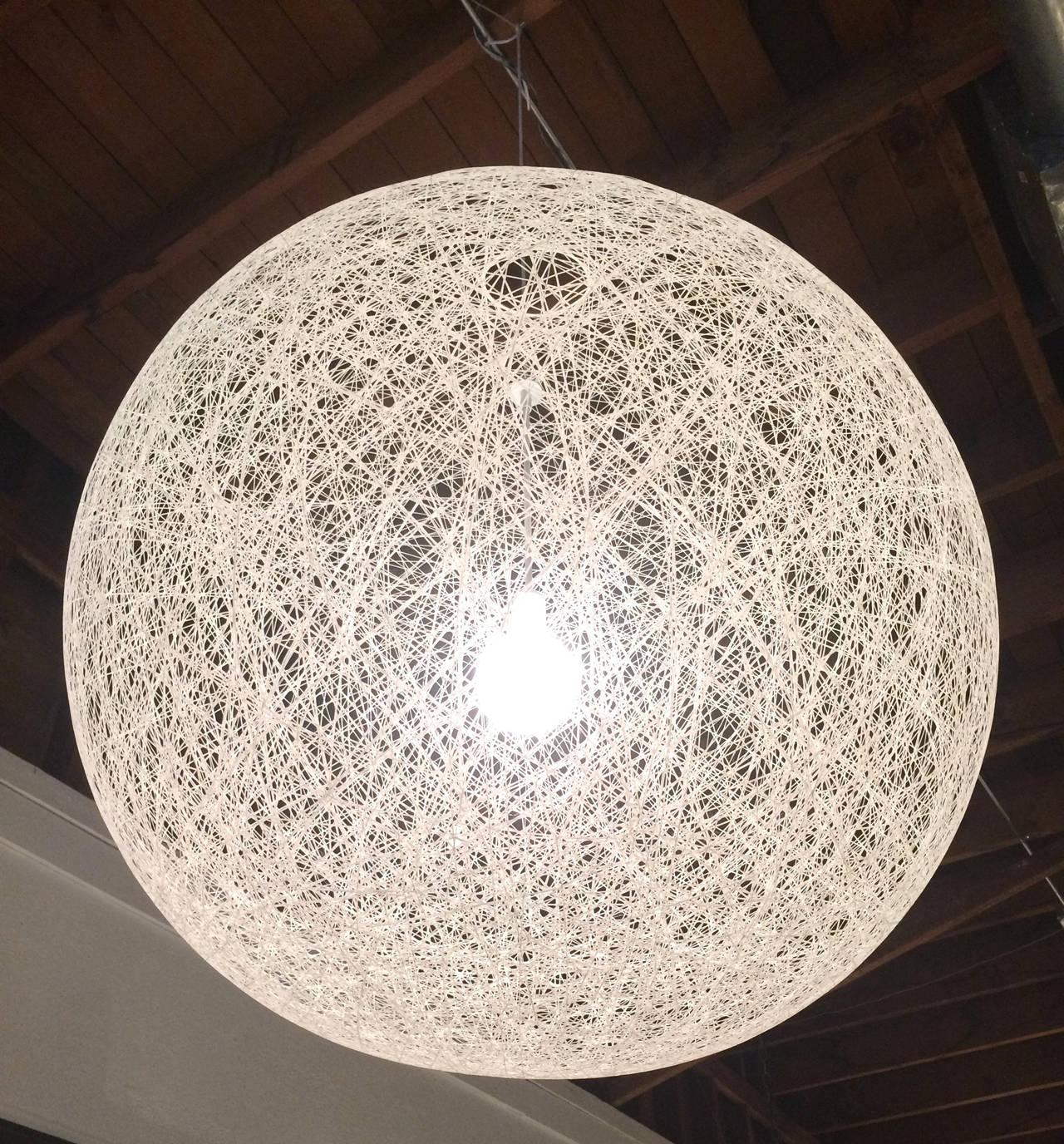 Spun Fiberglass Pendant By Bertjan Pot For Moooi At 1stdibs