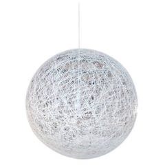 Spun Fiberglass Pendant by Bertjan Pot for Moooi