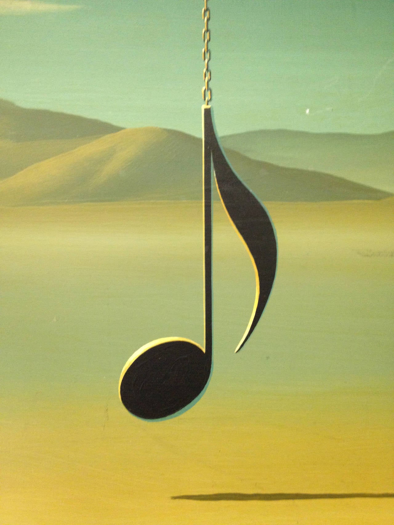 Quot The Lonely One Quot Surreal Painting By Rodney Evans Bacon At