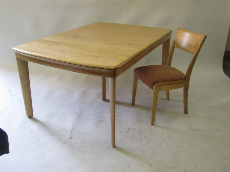 Mid Century Modern Dining Set By Heywood Wakefield At 1stdibs