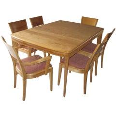 Mid-Century Modern Dining Set by Heywood Wakefield