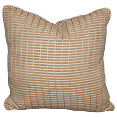 Outdoor Silk/Chenille Pillow