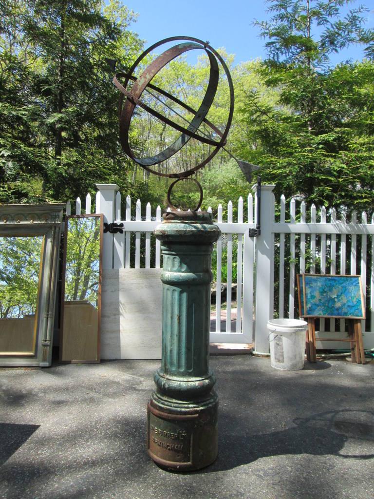 Armillary Globe 4