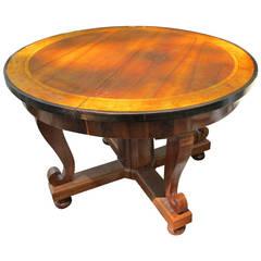 Biedermeier Dining Table