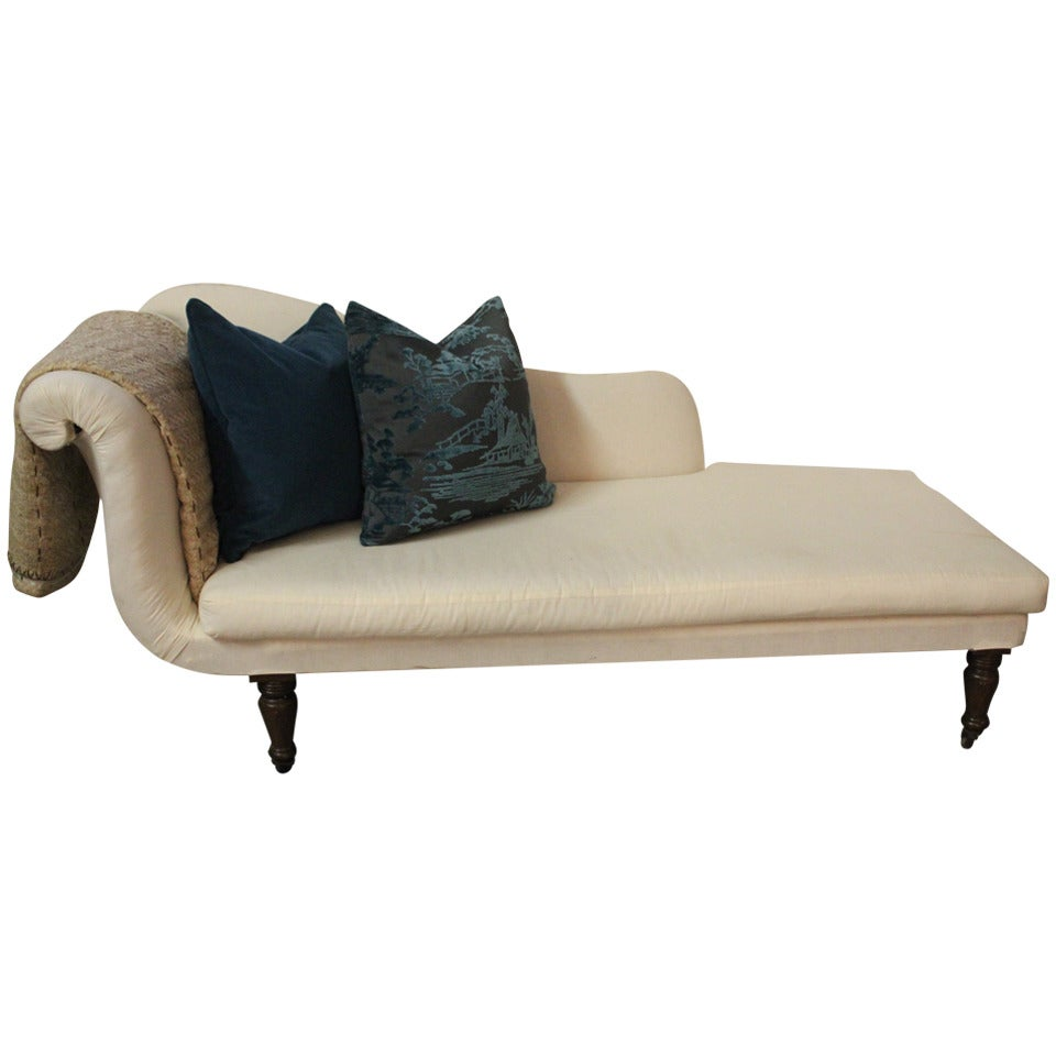 Chaise lounge frame for sale at 1stdibs for Chaise for sale