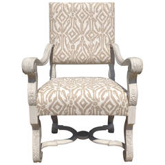 Pair Outdoor Chateau Chair, Made to Order