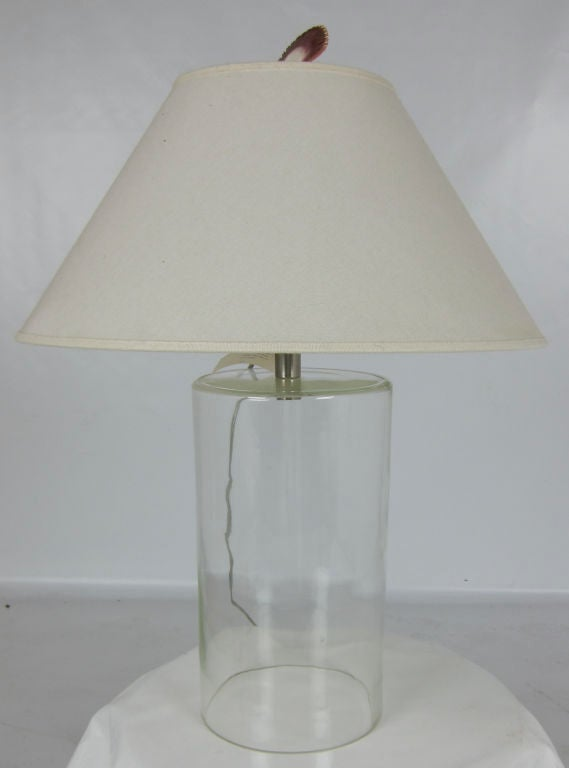 The John Saladino Lamp-signed at 1stdibs