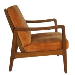 Lounge Chair by Ole Wanscher for France & Sons