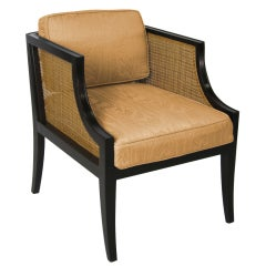Sophisticated Lounge Chair by Lorin Jackson for Grosfeld House