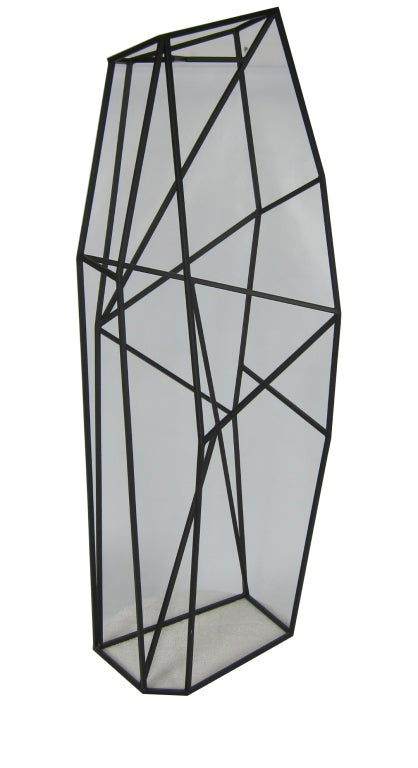 Large Abstract Geometric Sculpture 2