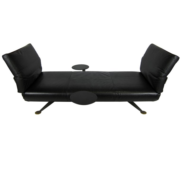 Divan adia daybed by paolo piva for b b italia at 1stdibs for B et b italia