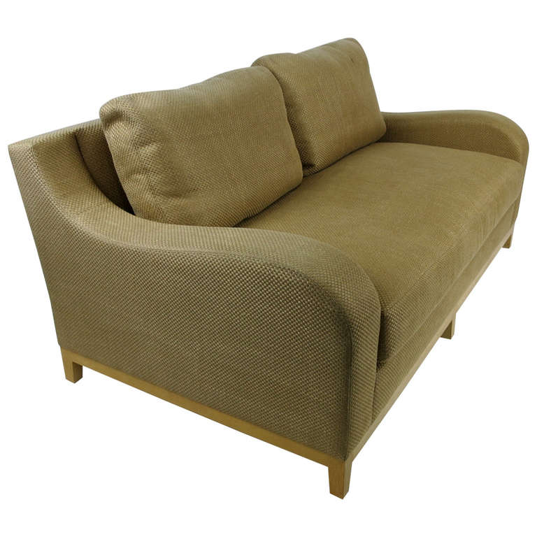 Nabab Sofa by Christian Liaigre For Sale