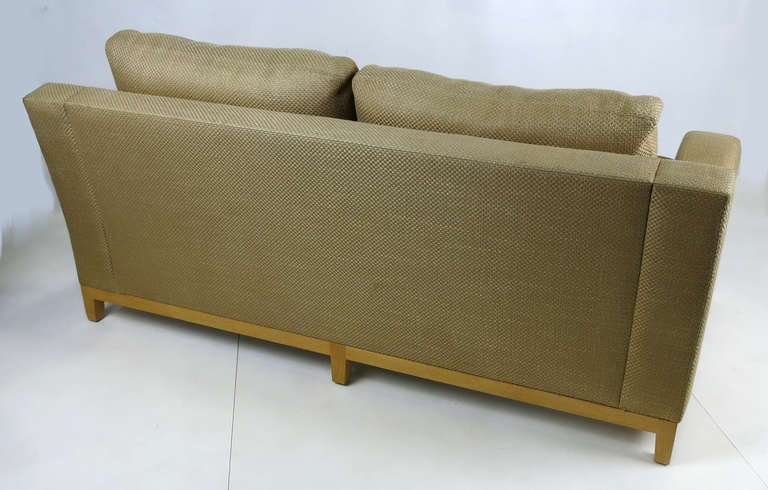 20th Century Nabab Sofa by Christian Liaigre For Sale