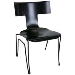 Anziano Chair by John Hutton for Donghia