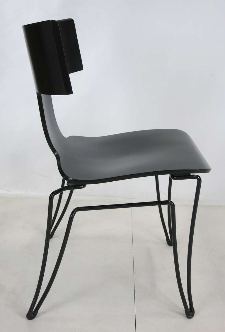 Anziano Chair By John Hutton For Donghia 3
