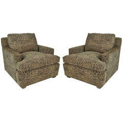 "Pair of William Haines ""Seniah"" Chairs"