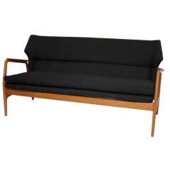 Wingback Sofa by Aksel Bender Madsen for Bovenkamp