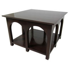 T.H. Robsjohn-Gibbings Coliseum Side Table