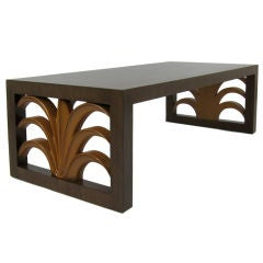 Plume Coffee Table by T.H. Robsjohn-Gibbings for Widdicomb