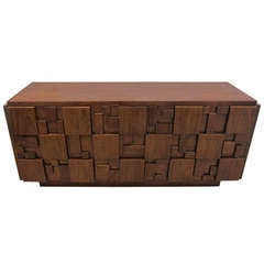 Mosaic Chest of Drawers by Lane.