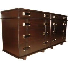 Long Chest Of Drawers by Paul Frankl.
