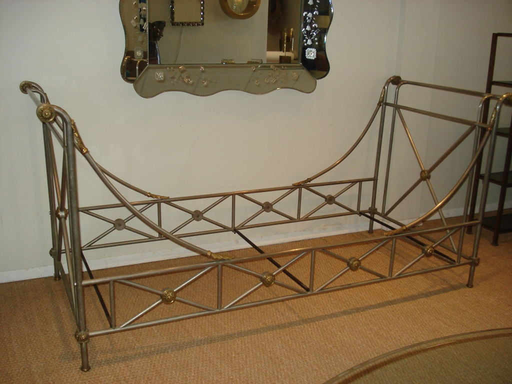 NeoClassical Style Daybed At 1stdibs