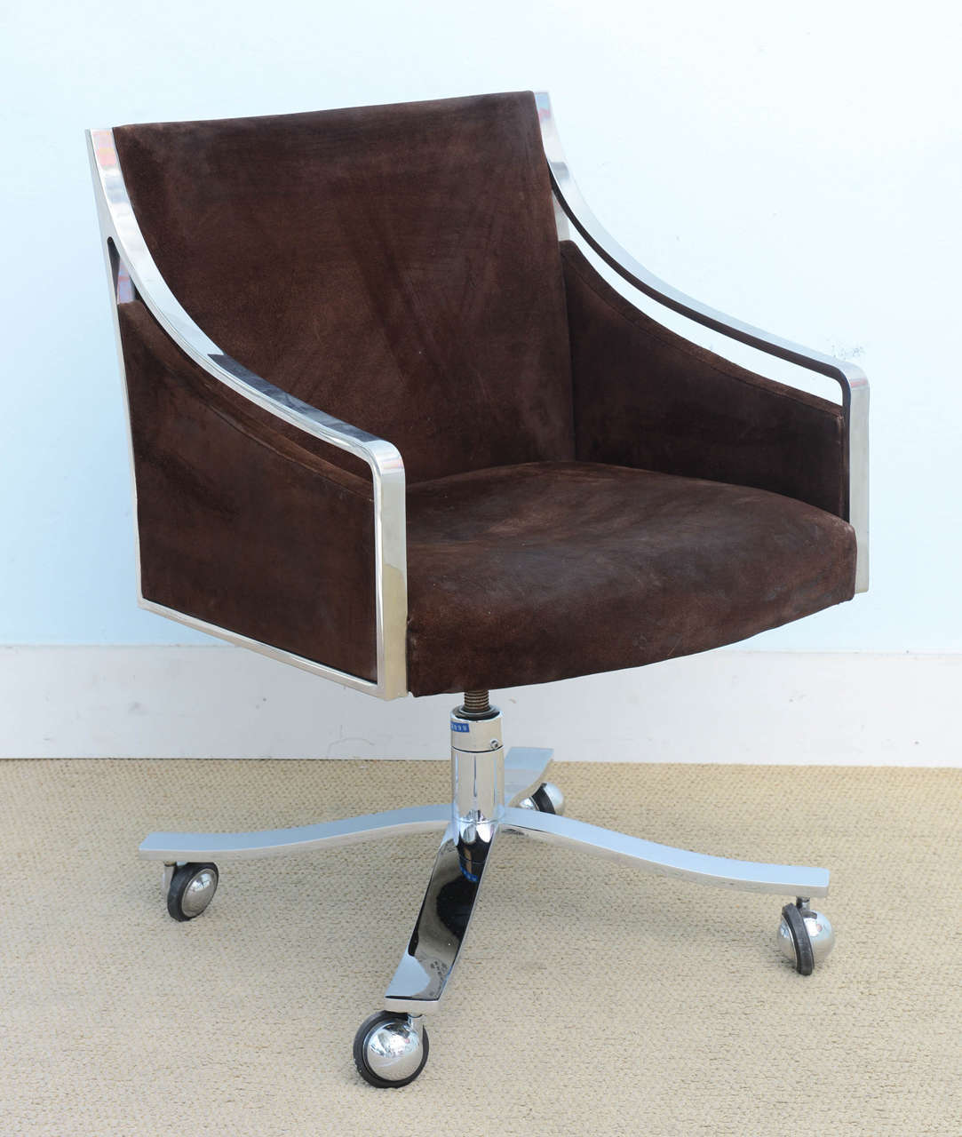 mid century modern stow davis office desk chair 1 - Mid Century Modern Furniture Desk