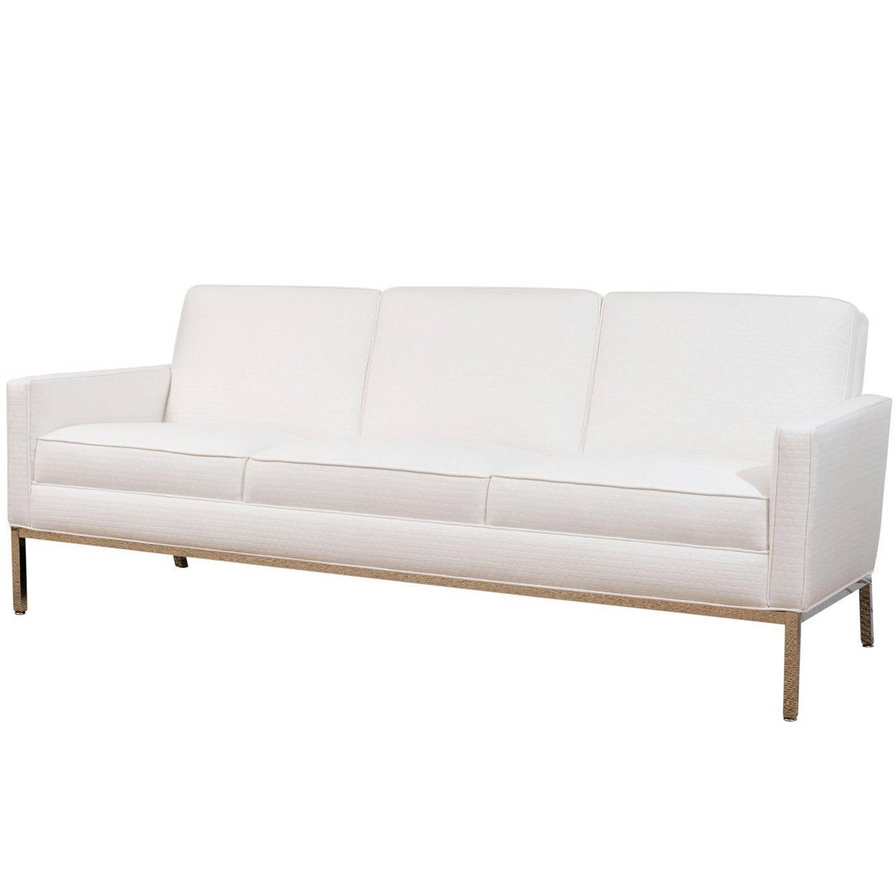 Sofa Set Cleaning: Clean-Lined Sofa At 1stdibs