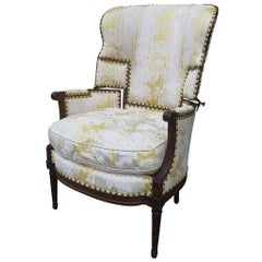 19th Century Louis XVI Style Metamorphic Chair