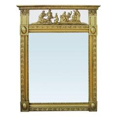 English Regency Gilded Mirror, circa 1820-1840