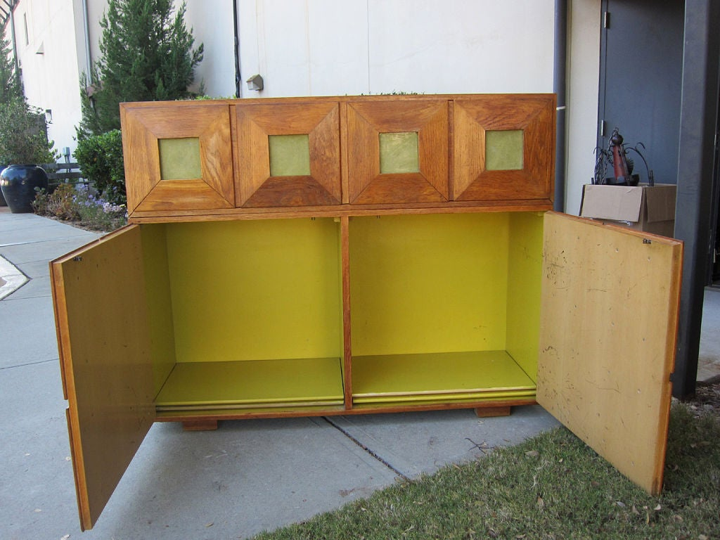 1940 39 s two piece cabinet by karpen furniture co for sale for 1940s kitchen cabinets for sale