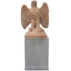 Terracotta Eagle, Impressive Scale