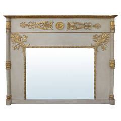 Very Elegant 19th Century Regency Mirror