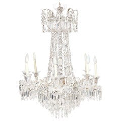 Regency Eight-Light Chandelier