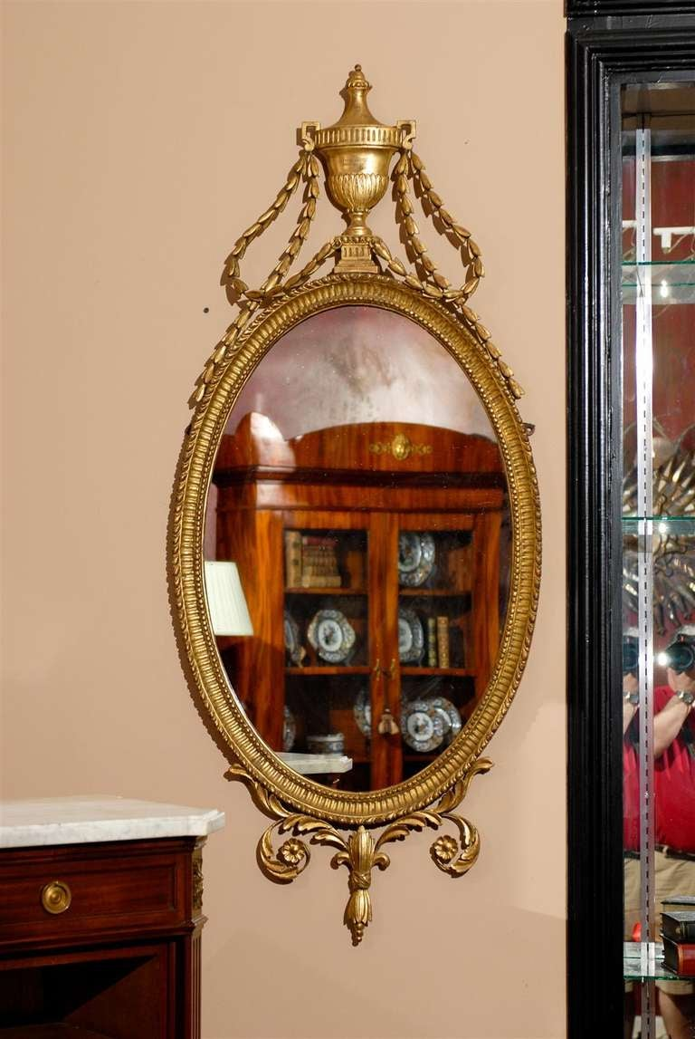 Adam style mirror at 1stdibs for Adam style mirror