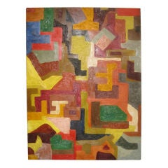 New York School Abstract Painting